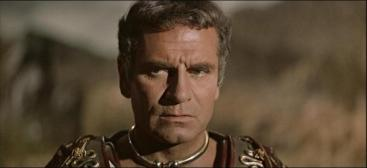 Laurence Oliver as Crassus in Spartacus
